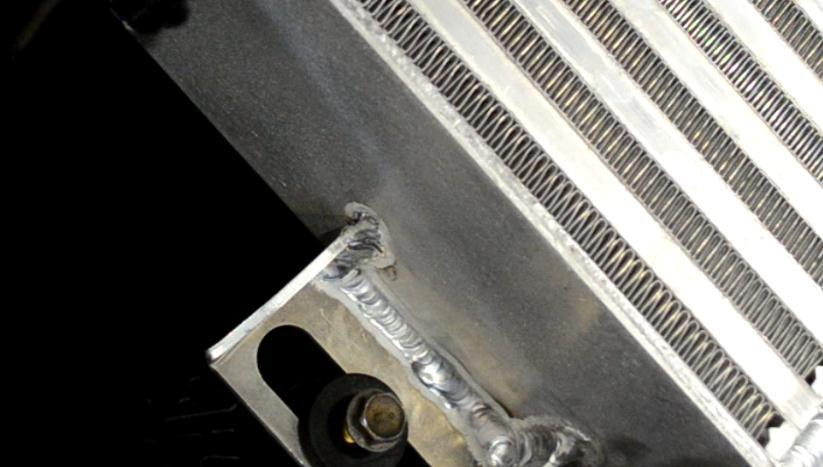 Figure 24: Bolt intercooler back down