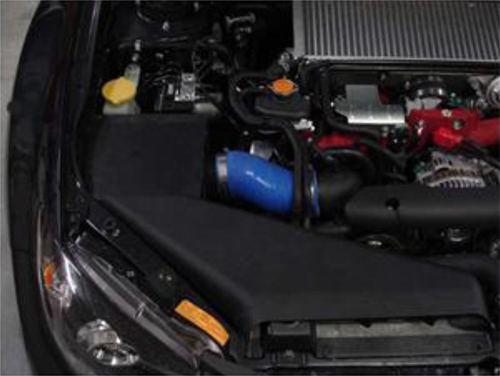 COBB Intake With COBB SF Air Box