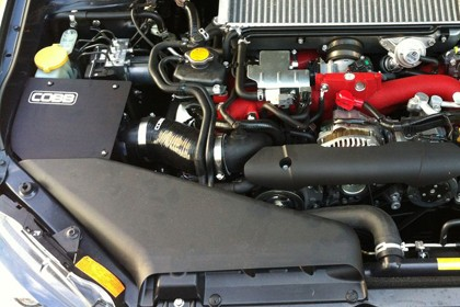 COBB Tuning SF Intake & Air Box - Installation Guide