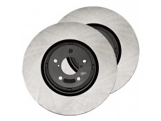 StopTech Cryo-Stop Front Brake Rotors