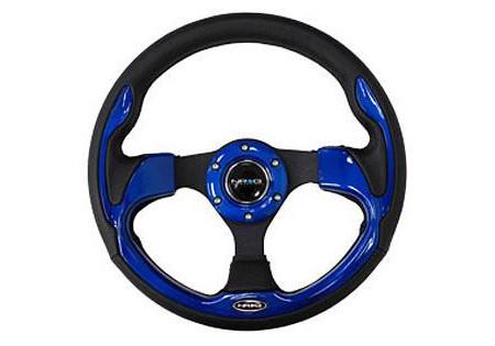 NRG Pilota Steering Wheel