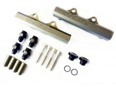 Cosworth Subaru High Flow Fuel Rail Kit