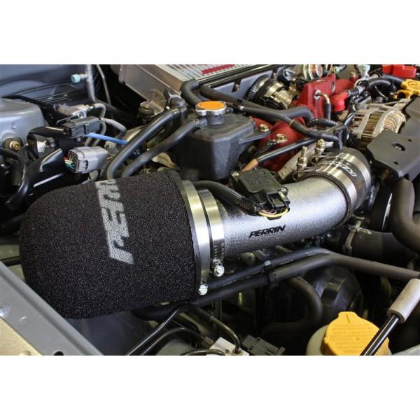 Perrin Intake For WRX 2002-2007 STI 2004-2007 Subaru Short Ram Red PSP-INT-201RD
