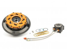 Quarter Master Twin Disc Clutch Kit w/ Flywheel