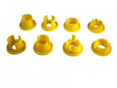 Whiteline Rear Subframe Insert Bushings