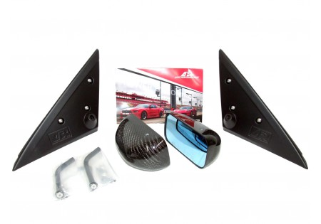 APR Performance Formula 3 Carbon Fiber Mirrors