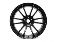 Gram Lights 57XTREME 18x9.5 +22 5x114.3 Semi-Gloss Black