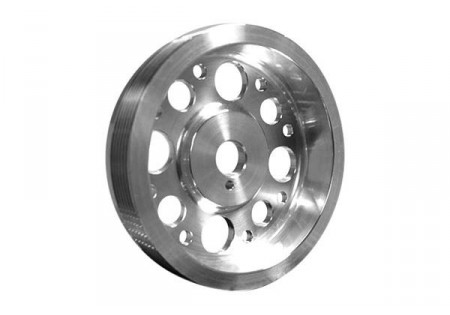 Agency Power Lightweight Crank Pulley