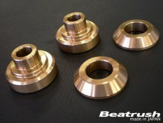 Beatrush Propeller Shaft Mount Bushings