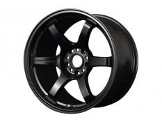 Gram Lights 57DR Semi-Gloss Black Wheel