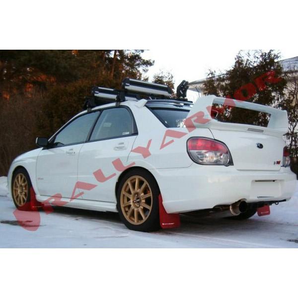 2013 Subaru Xv Crosstrek Mud Flaps Grey Logo Rally Armor