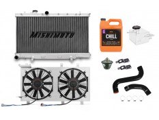 Subie Tuned Stage 2+ Cooling Package
