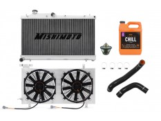Subie Tuned Stage 2 Cooling Package