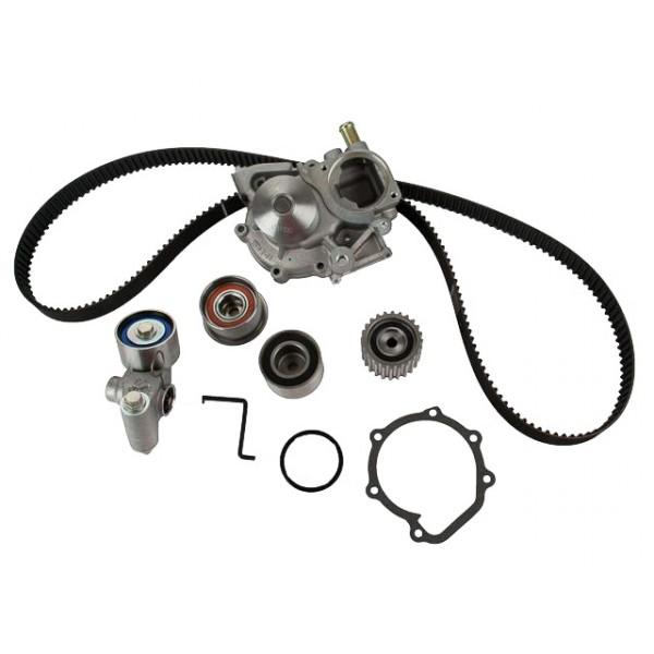 gates tckwp304 timing belt component kit w   water pump