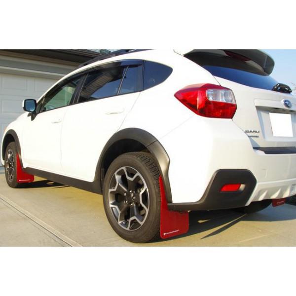 Rally Armor Ur Mud Flaps Subaru Xv Crosstrek Subie Tuned
