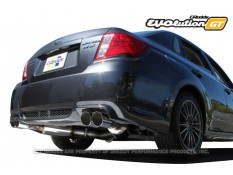 Greddy EVOlution GT Exhaust System