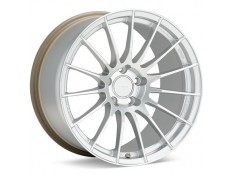 Enkei RS05RR Wheel Sparkle Silver
