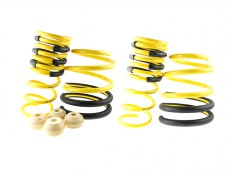 Racecomp Engineering Yellow Lowering Springs