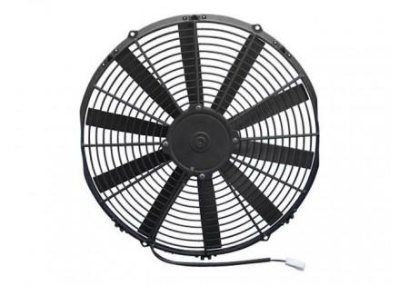SPAL 16'' Straight Blade Low Profile Fan 12V Puller