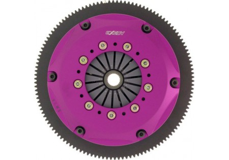 Exedy Stage 4 Twin Clutch Kit