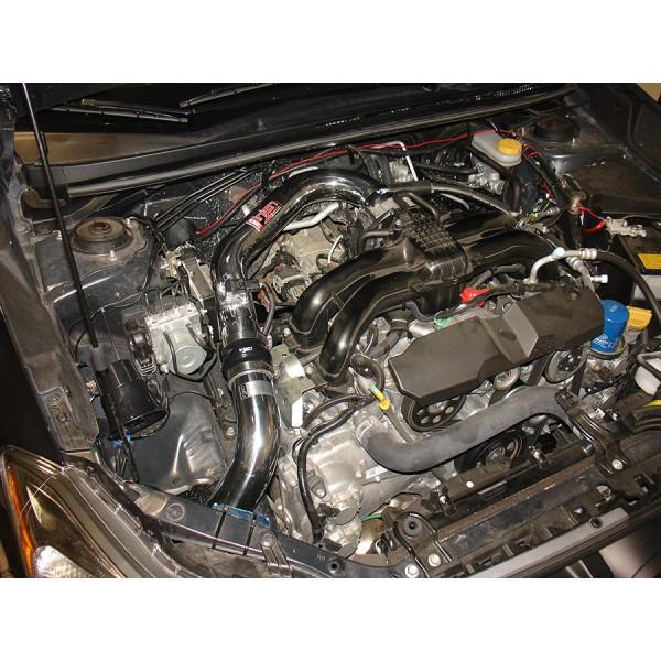 Injen Cold Air Intake on Subaru Forester Cold Air Intake