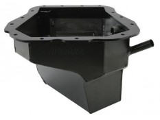 Moroso Oil Pan 6 Quarts Steel
