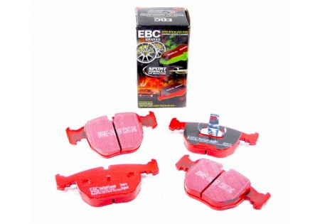 EBC Redstuff Front Brake Pads