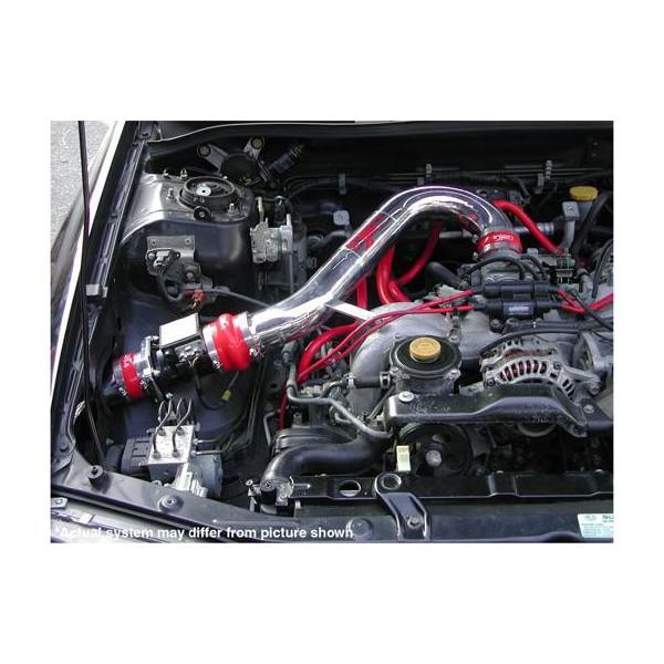 Injen Rd1220p Rd Series Cold Air Intake Subaru Impreza 2