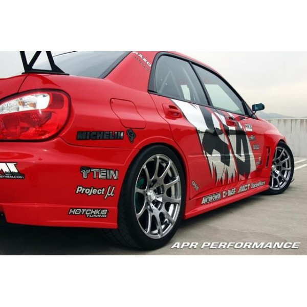 APR Performance AB-820500 SS/GT Widebody Aerodynamic Kit