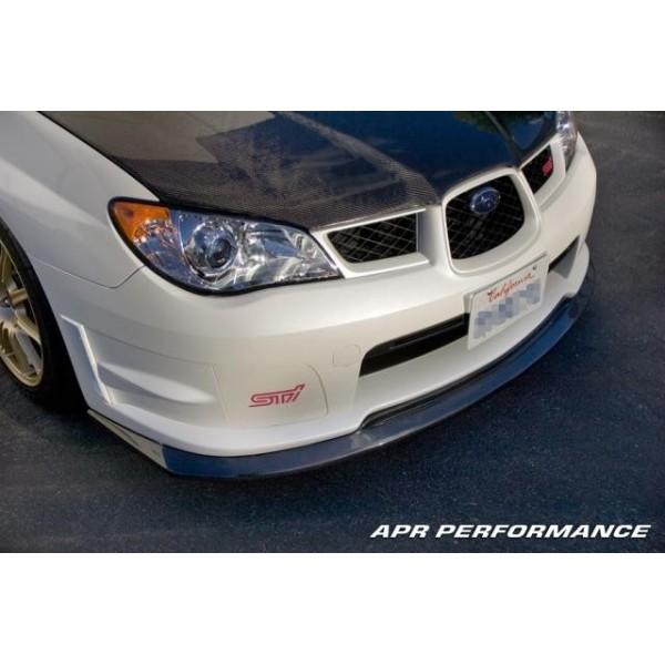 APR Performance FA-896006 Front Lip Subaru STi 06-07 ...