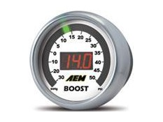 AEM Boost Display Gauge
