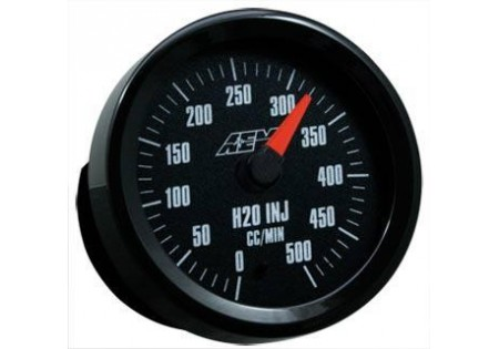 AEM Analog Water/Methanol Flow 500cc Gauge