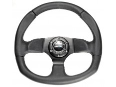 NRG Flat Bottom Steering Wheel
