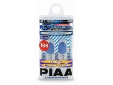 PIAA 168 Wedge Xtreme White Miniature Bulbs Twin Pack