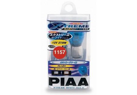 PIAA 1157 Xtreme White Miniature Bulbs Twin Pack
