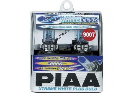 PIAA 9007 Xtreme White Plus Bulbs Twin Pack