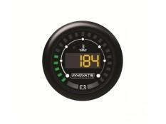Innovate Motorsports MTX Water Temperature & Battery Voltage Gauge