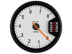 STACK ST200 Clubman Tachometer - White