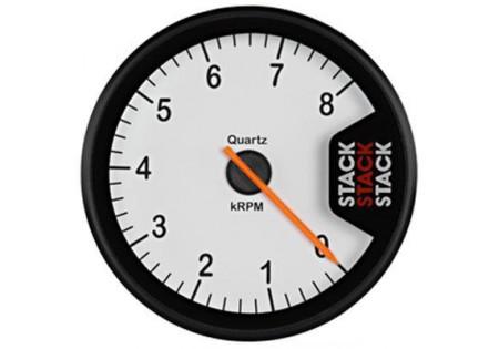 STACK ST200 Clubman Tachometer - White