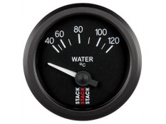 STACK 52mm Electric Water Temperature Gauge - 40-120C