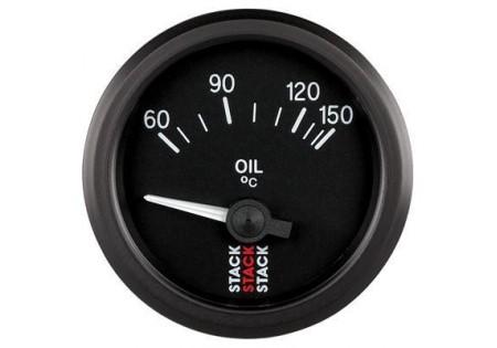 STACK 52mm Electric Oil Temperature Gauge - 60-150C