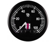 STACK 52mm Pro-Control Oil Pressure Gauge - 0-100 psi
