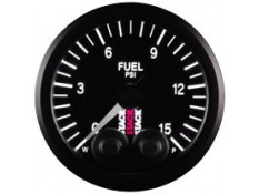 STACK 52mm Pro-Control Fuel Pressure Gauge - 0-15 psi