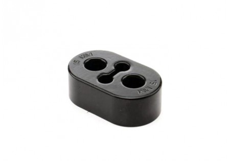Kartboy Exhaust Hanger 15mm Black